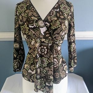 NWOT Cato Blouse size Small